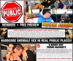 Shemales In Public